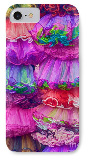 Tutus By The Dozen Phone Case by Kathleen K Parker