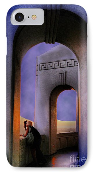 Twilight Arches IPhone Case