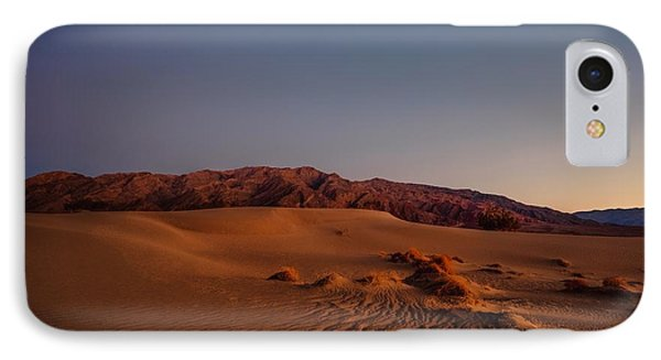 Twilight At The Dunes  IPhone Case