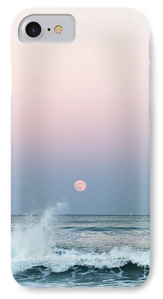Twilight In Rose IPhone Case by Michelle Wiarda