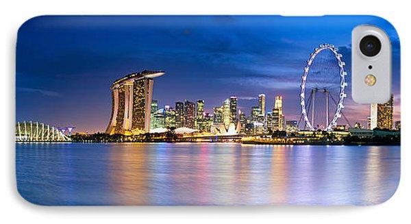 Twilight In Singapore IPhone Case
