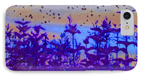 Twilight Meadow Magic IPhone Case by First Star Art