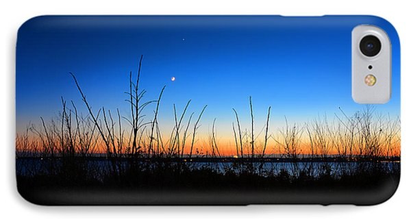 Twilight Moment IPhone Case by Lourry Legarde