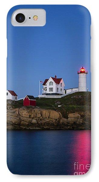 Twilight Nubble Lighthouse Phone Case by John Greim