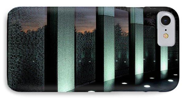 Twilight Reflection IPhone Case