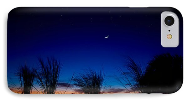 Twilight Silhouettes IPhone Case by Mark Andrew Thomas