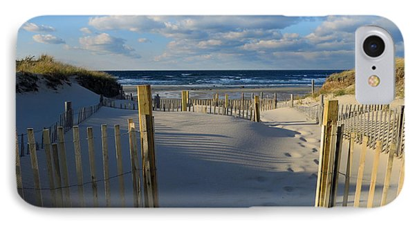 IPhone Case featuring the photograph Golden Hour Beach by Dianne Cowen