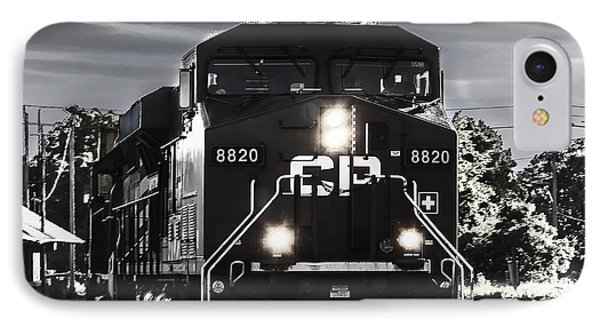 Twilight Train IPhone Case