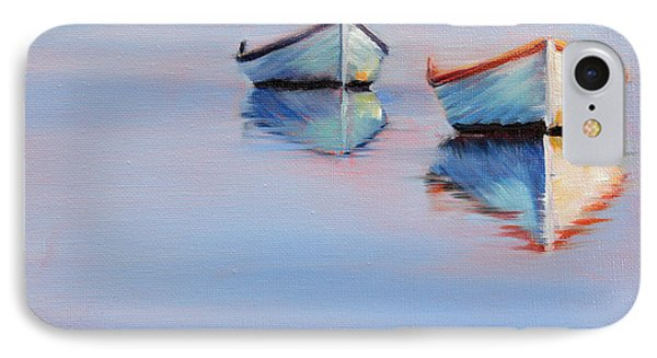 Twin Boats IPhone Case