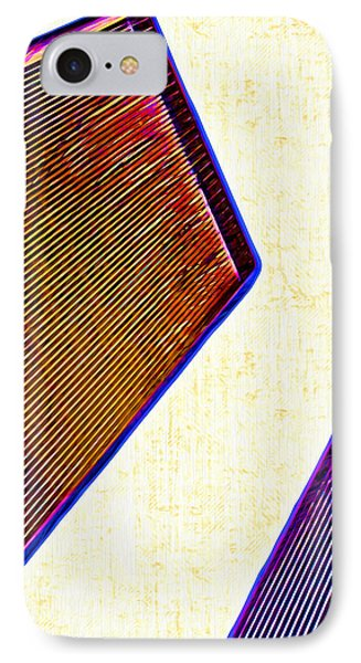 Twin Towers No.3 IPhone Case