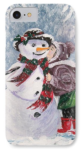 Twinkle In His Eye IPhone Case by Sharon Duguay