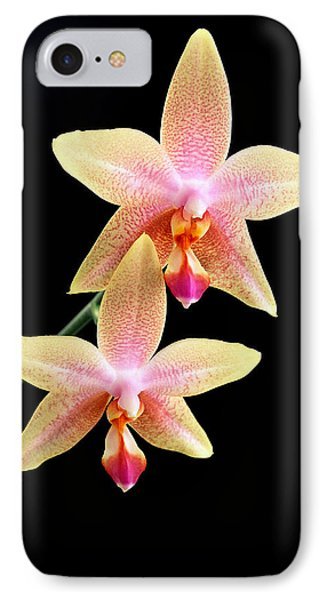 Twins Phone Case by Bill Morgenstern