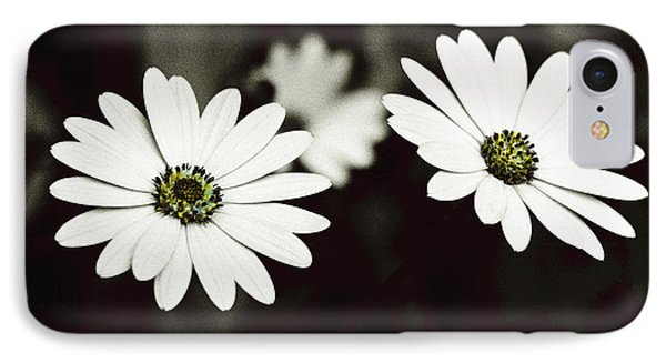 IPhone Case featuring the photograph Twins  by Lana Enderle