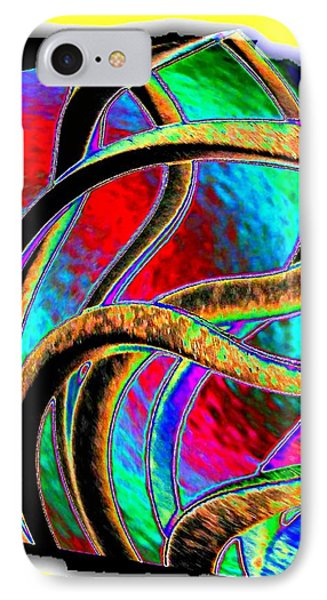 Twist And Shout 3 Phone Case by Will Borden