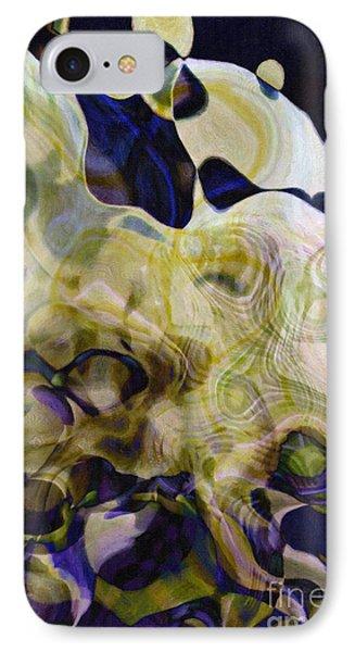 Twist-leaf IPhone Case by Susan Schroeder