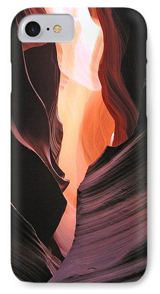 Twisted Canyon IPhone Case by Marcia Socolik