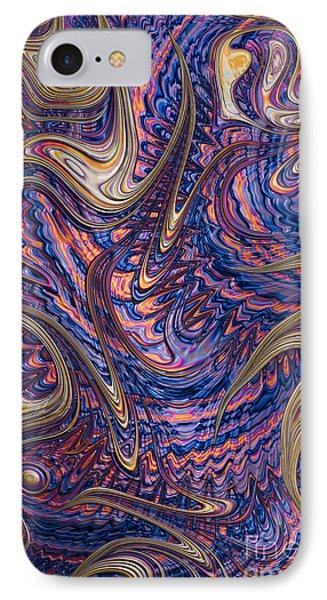 Twisted Phone Case by John Edwards