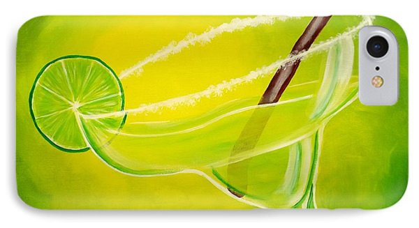 Twisted Margarita IPhone Case by Darren Robinson