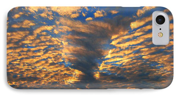 Twisted Sunset IPhone Case by Janice Westerberg