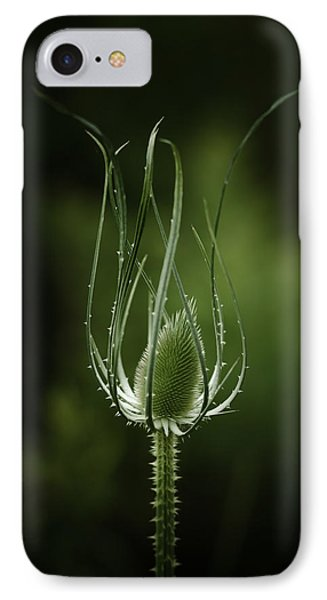 Twisting Beauty IPhone Case