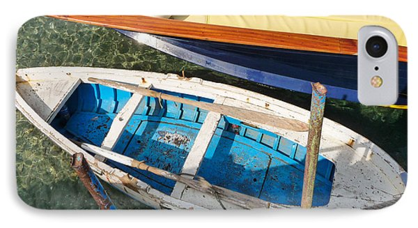 Two Boats IPhone Case by Mike Ste Marie
