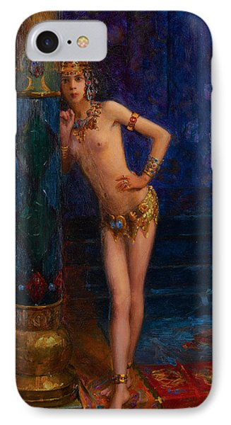 Two Dancers IPhone Case by Gaston Bussiere