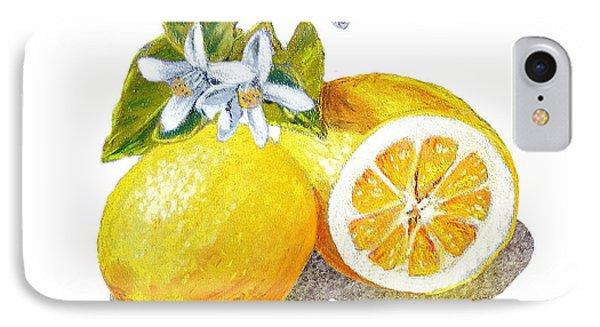 Two Happy Lemons IPhone 7 Case