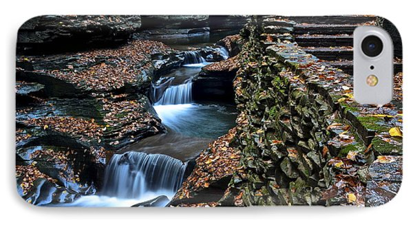 Two Kinds Of Steps Phone Case by Frozen in Time Fine Art Photography