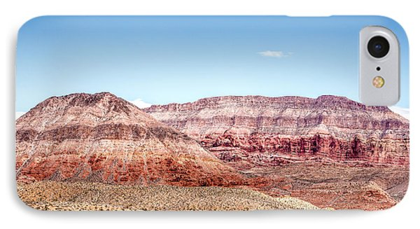 Two Layered Mountains IPhone Case by  Onyonet  Photo Studios