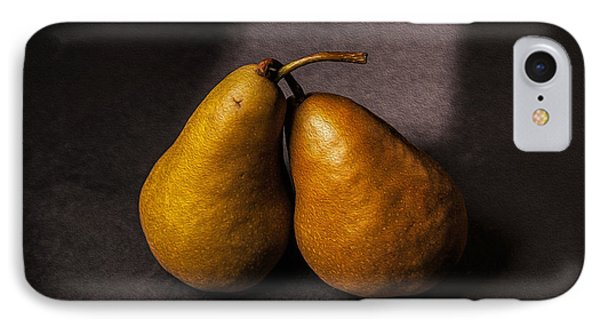 Two Pear Phone Case by Peter Tellone