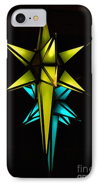 Two Stars IPhone Case by Gloria Pasko