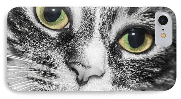 Two Toned Cat Eyes IPhone Case
