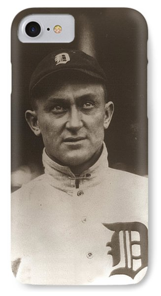 Ty Cobb 1915 Phone Case by Unknown