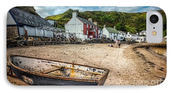 Ty Coch Inn IPhone Case