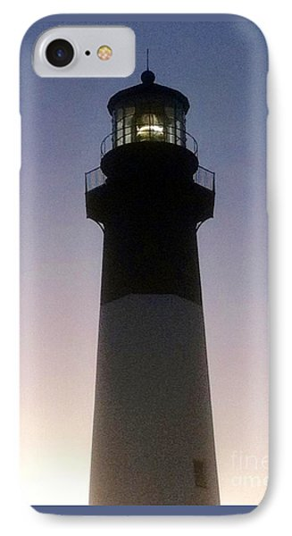 Tybee Island Lighthouse IPhone Case by Barbara Chase