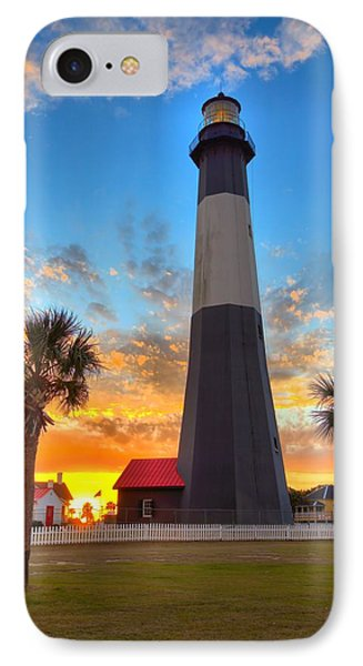 Tybee Island Sunrise IPhone Case