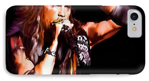Steven Tyler  Tyler II IPhone Case