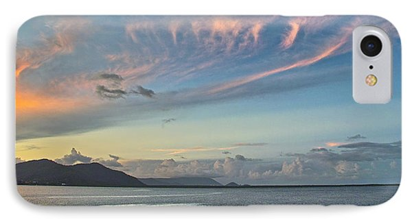 Typical Evening In Cairns IPhone Case by Jocelyn Kahawai
