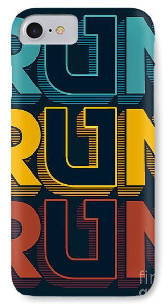 T Shirts iPhone 7 Case - Typography, T-shirt Graphic, Vectors by Braingraph