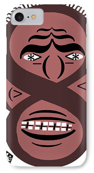 Typortraiture Obama IPhone Case