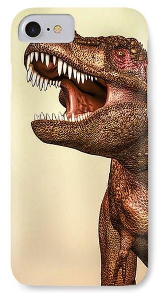 Tyrannosaurus Rex 2 IPhone Case