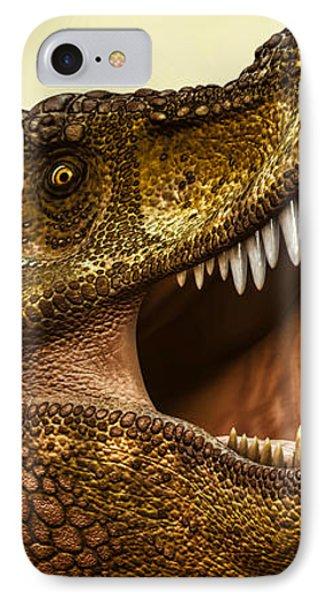 Tyrannosaurus Rex 3 IPhone Case