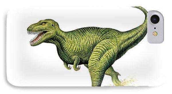 Tyrannosaurus Rex IPhone Case by Deagostini/uig