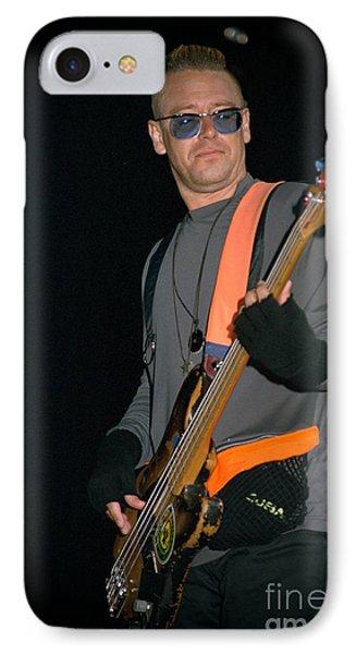 U2-adam-gp24 Phone Case by Timothy Bischoff
