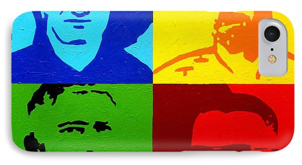 U2 IPhone Case by John  Nolan