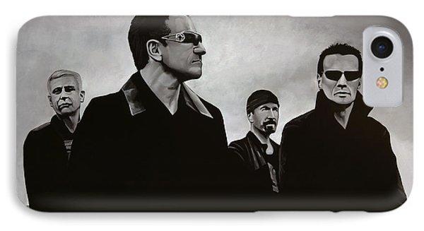 The iPhone 7 Case - U2 by Paul Meijering