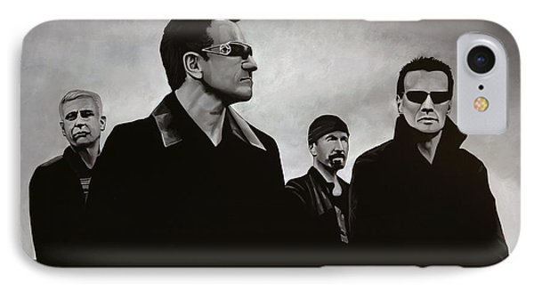 U2 IPhone Case