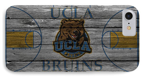 Ucla Bruins IPhone Case by Joe Hamilton
