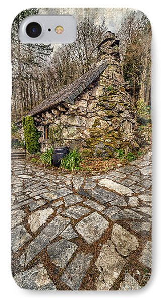 Ugly Cottage IPhone Case by Adrian Evans