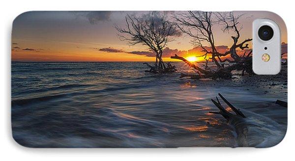Ukumehame Sunset IPhone Case by Hawaii  Fine Art Photography